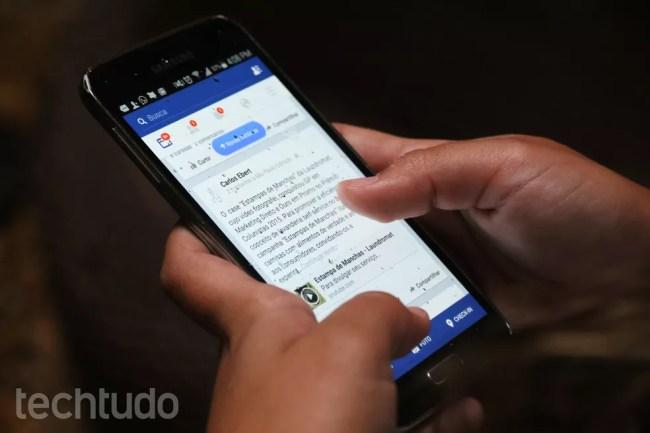 Aprenda a salvar fotos marcadas do Facebook no Google Fotos com o IFTTT (Foto: Luciana Maline/TechTudo)