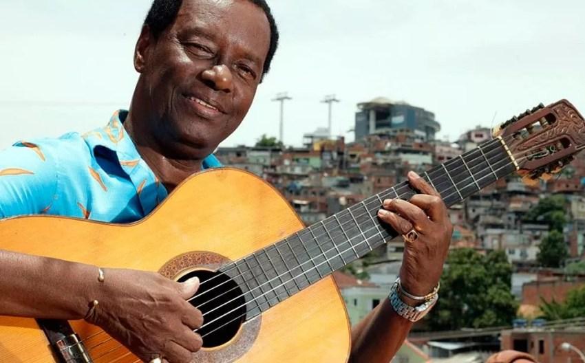 O cantor, compositor e violonista Nilton de Souza (Foto: Reprodução)
