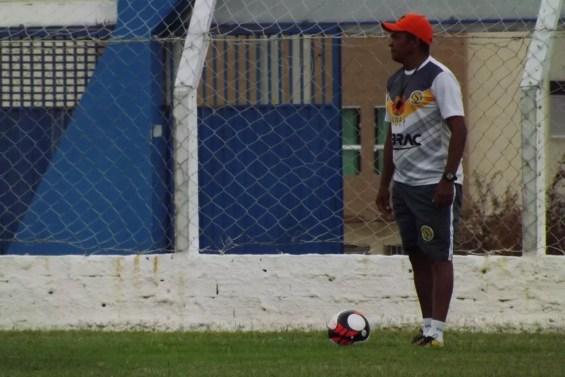 Robério Souza segue confiante na classificação  — Foto: Robério Souza / Arquivo Pessoal