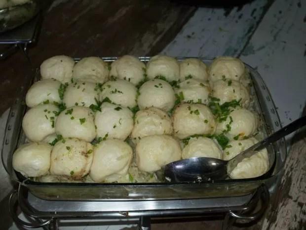 Confira a receita do prato tombado como patrimônio de Palmeira (Foto: Gilberto Bastos/Divulgação)