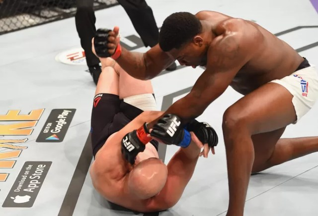 Walt Harris Cody East UFC 197 (Foto: Getty Images)