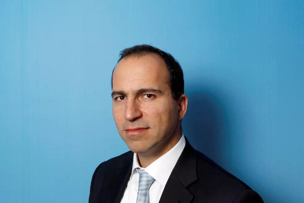 Dara Khosrowshahi é nomeado CEO do Uber (Foto: Reuters/Lucas Jackson)