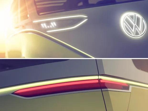 Conceito Volkswagen ID (Foto: Divulgação)
