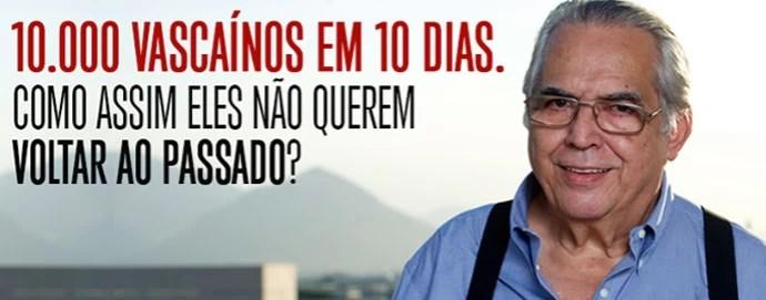 Eurico Miranda (Foto: Facebook)