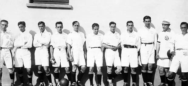 paulistano Campeonato Paulista de 1918 (Foto: Divulgação)