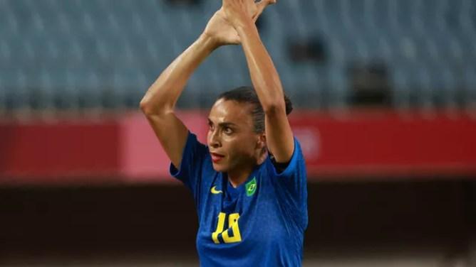 Marta Olimpiadas Tóquio 2020  - Holanda x Brasil