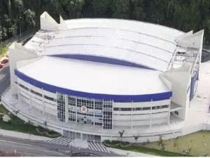 Arena Santos (Foto: Prefeitura de Santos/Divulgação)