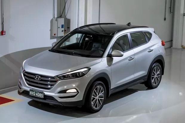Hyundai New Tucson Ganha Novas Verses E Fica Mais