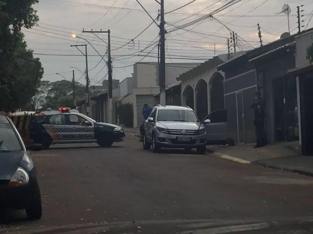 Crime deve ser investigado pela polícia (Foto: Indianara Campos/ TVCA)