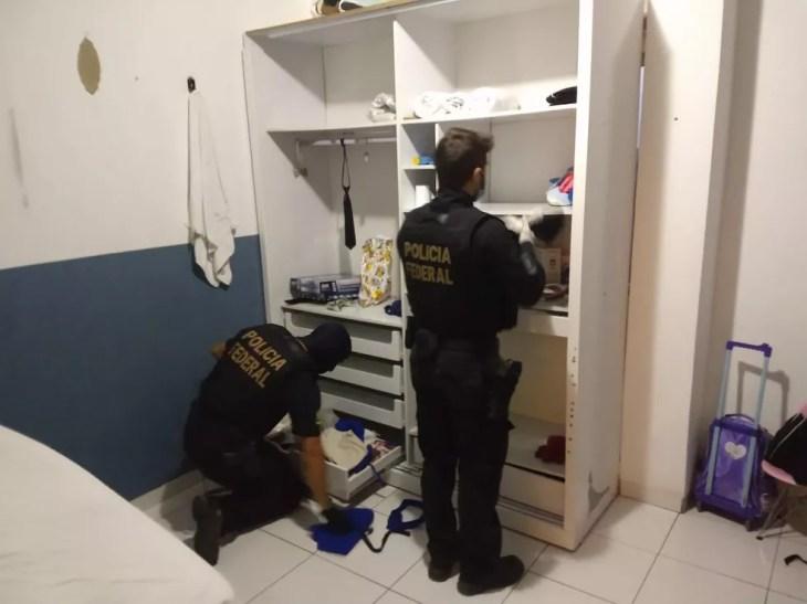 PF apura fraudes na contratação de empresas para testes de Covid e locação de equipamentos em Cruzeiro do Sul — Foto: Arquivo/PF