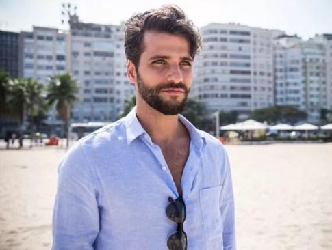Bruno Gagliasso vai estar neste Domingão do Faustão (Foto: Raphael Dias / TV Globo)