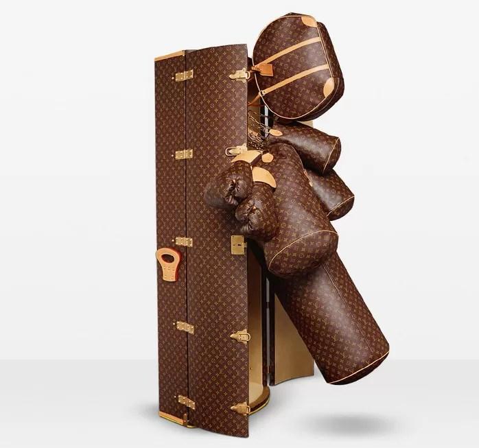 Karl Lagerfeld para Louis Vuitton (Foto: Divulgação)