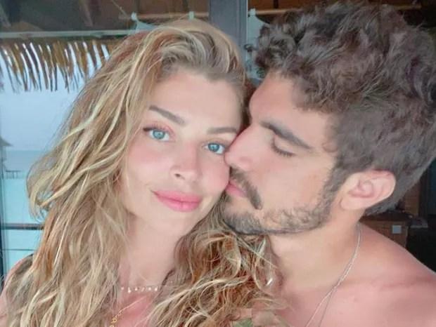 Caio Castro ironiza fim de namoro com Grazi Massafera após foto sem aliança  - Quem | QUEM News