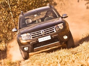 Renault Duster (Foto: Divulgação)