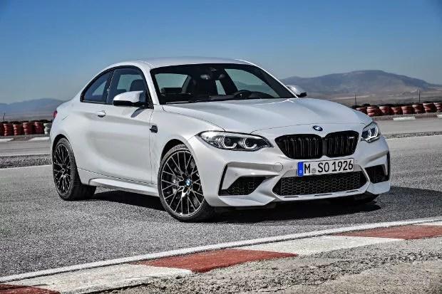 BMW M2 Competiton (Foto: Divulgação)
