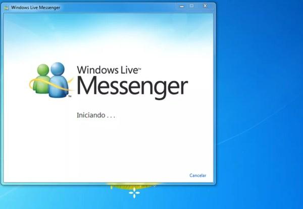 O MSN teve o fim de seu funcionamento em 2014 — Foto: Divulgação/Microsoft