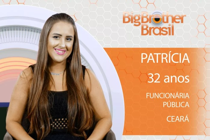 Patrícia é participante do 'BBB18' (Foto: Divulgação)