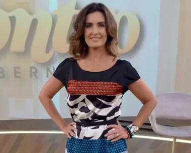 Look 28/02 (Foto: Encontro com Fátima Bernardes/TV Globo)