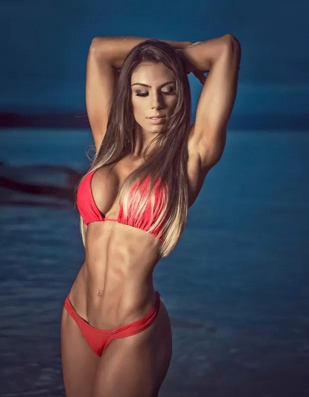 Carol Saraiva (Foto: Samuel Melim / MF Models Assessoria )