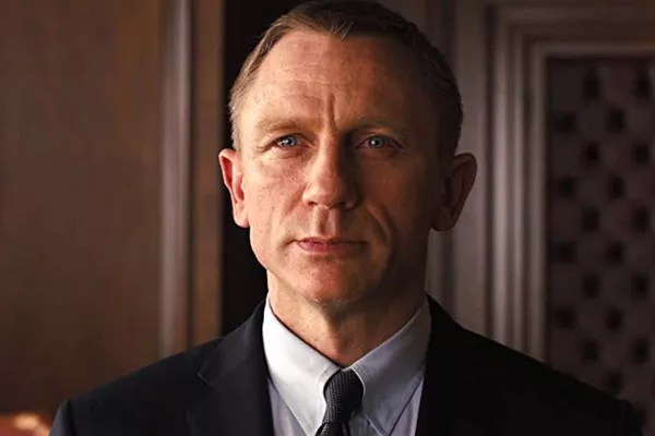 Actor Daniel Craig in 007 - Operation Skyfall (2012) (Photo: Reproduction)