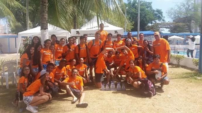 Agitação/Unit (Foto: Agitação Esportes)