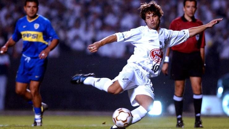 Diego, Santos 2003