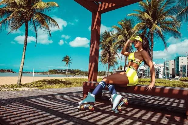 Fernanda D'avila (Foto: Maria Gueixa / MF Models Assessoria)