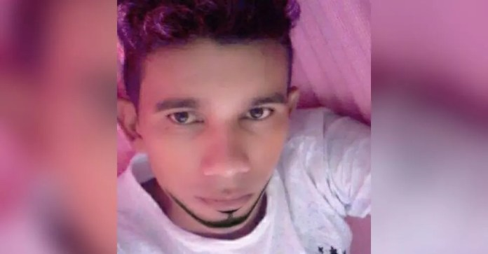Arisson Santos procurou o irmão para cortar o cabelo, segundo informações levantadas pela polícia — Foto: Reprodução/Facebook