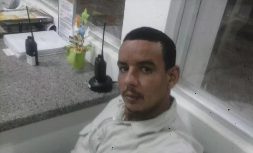 Francisco Dias Borges foi preso pelo 30º feminicídio registrado no Distrito Federal em 2019 — Foto: Arquivo pessoal