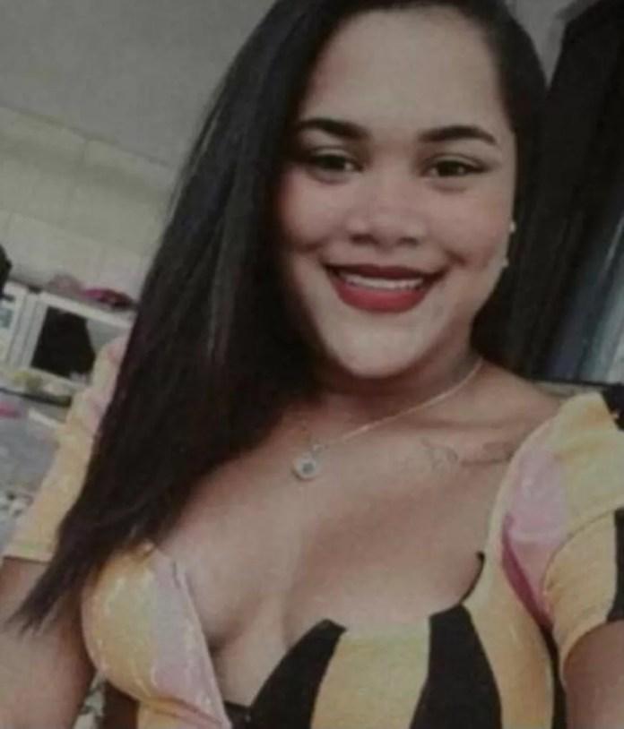 Mikaely Karoline morreu de Covid-19 aos 20 anos — Foto: Facebook/Reprodução