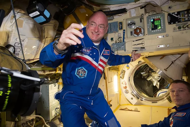 O astronauta da Nasa, Scott Kelly, vai desafiar os usuários do Twitter a descobrirem o local da Terra mostrado na foto feita da Estação Espacial Internacional (Foto: Divulgação/Nasa)