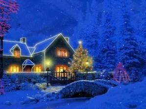 Falling Snow Live Wallpaper For Iphone Prote 231 227 O De Tela 3d Christmas Cott Download Techtudo