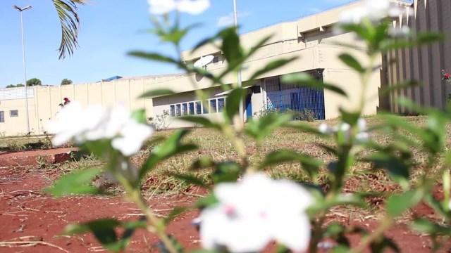 De 2014 para 2017 houve uma redução de 18% no número de presos em Itaí (Foto: Carlos Dias/G1)