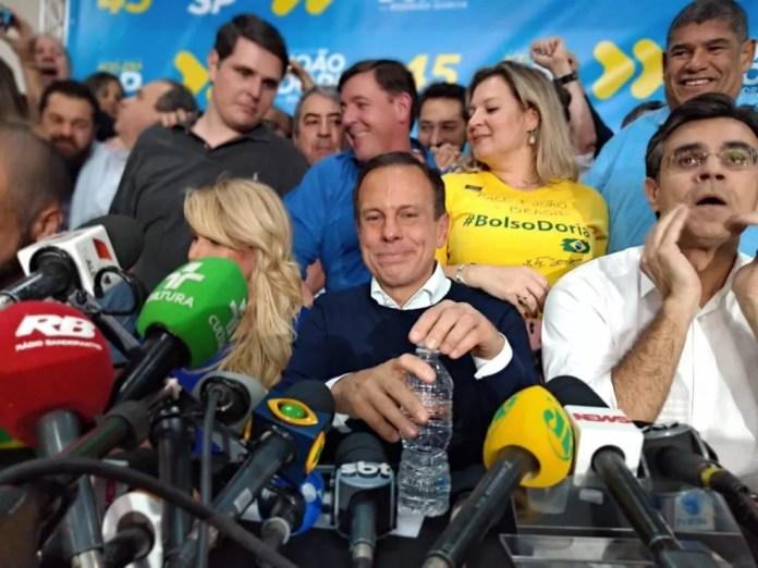 doria 21 João Doria (PSDB) é eleito governador de São Paulo