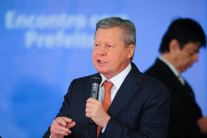 Arthur Virgílio (PSDB) (Foto: Pedro França/Agência Senado/Arquivo)