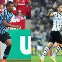 Campeonato Brasileiro 24/08/2014 - Globo transmite Grêmio x Corinthians, para SP, no domingo