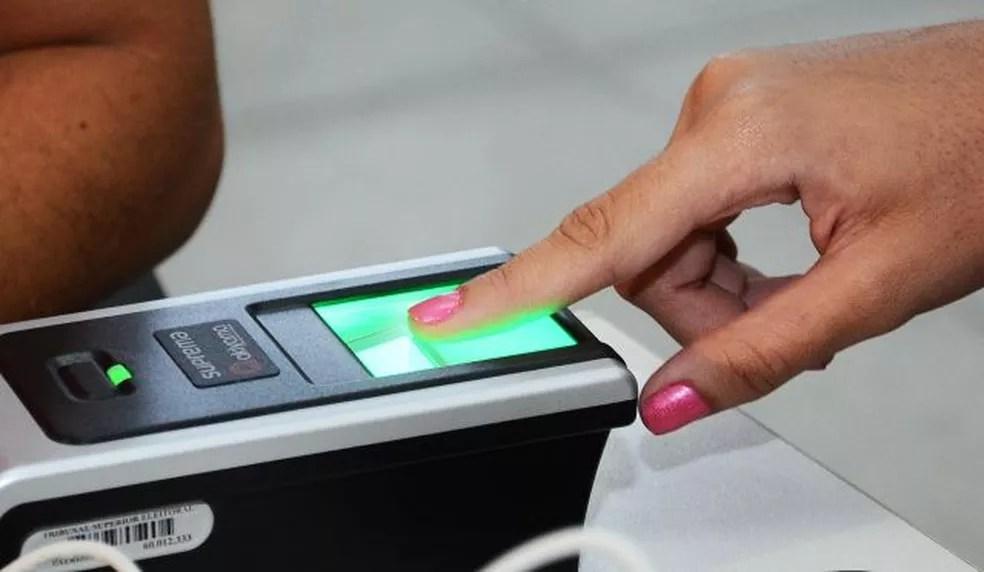 Recadastramento biométrico é obrigado a todos os eleitores (Foto: TRE-RR/Divulgação)