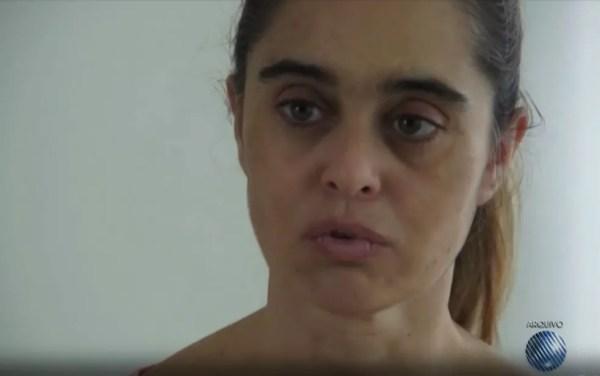 Médica Kátia Vargas é acusada de ter provocado acidente que matou irmãos (Foto: Reprodução/TV Bahia)