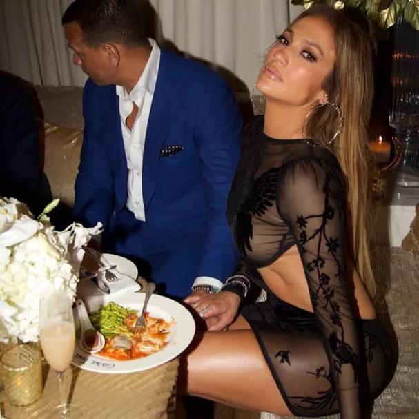 Jennifer Lopez comemora seu aniversário de 48 anos (Foto: Reprodução/Instagram)