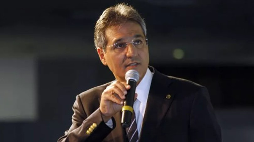 Pepe Richa, irmão do ex-governador Beto Richa, foi preso na Operação Integração II — Foto: Agência Estadual de Notícias/Reprodução