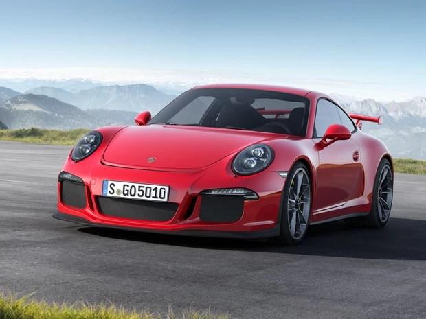 Porsche 911 GT3 (Foto: Divulgação)