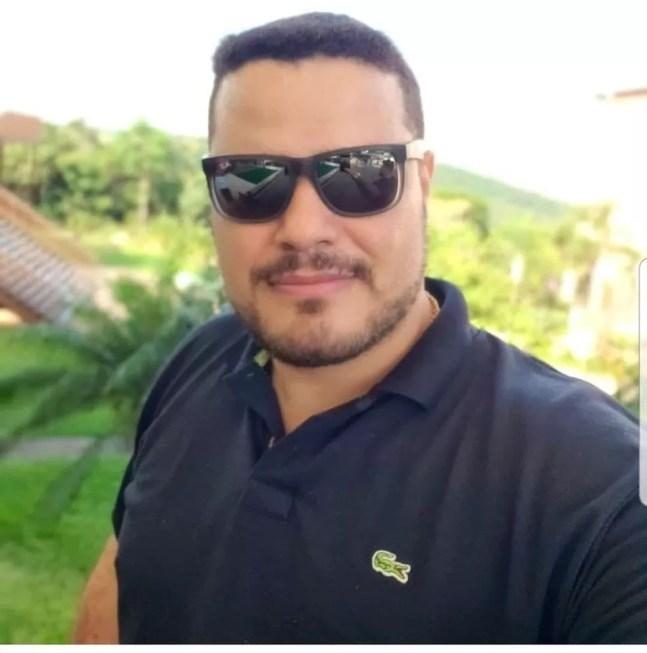 Toni Flor morreu após ser baleado em Cuiabá — Foto: Facebook