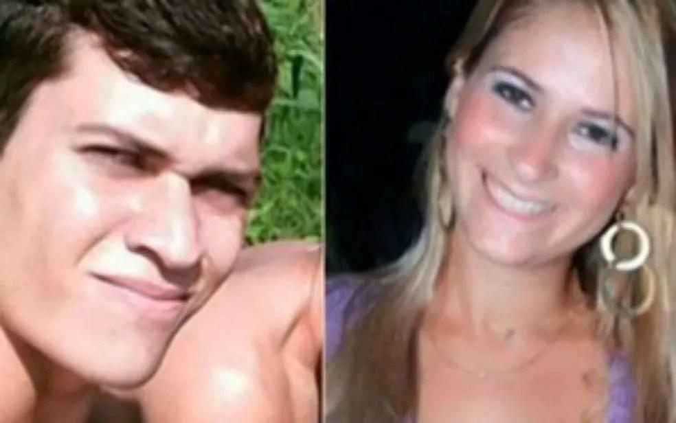 Emanuel e Emanuelle Dias morreram em outubro de 2013 (Foto: Reprodução/TV Bahia)