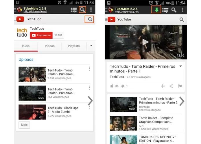 Como baixar vdeo do YouTube para o celular Android