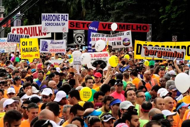 São Silvestre: Africanos mantêm domínio e brasileiros seguem jejum