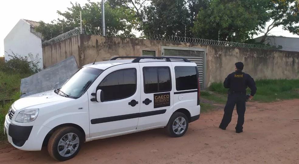 """Seis mandatos de busca e apreensão foram expedidos em Campo Grande para investigação da operação """"Clean"""" — Foto: MPMS/Divulgação"""