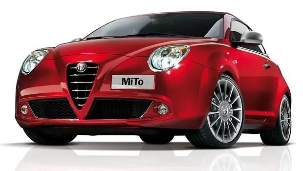 Alfa Romeo Mito é um dos modelos que deve ser trazido para o Brasil (Foto: Divulgação)