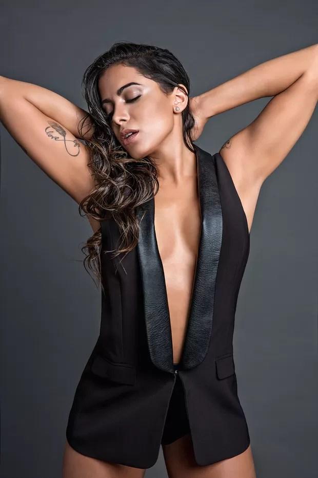 Anitta (Foto: Duvulgação / Revista VIP)