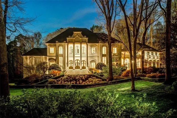 Meet the r$ 23 million mansion of rapper couple Cardi B and Offset (Photo: Disclosure)