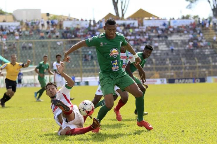 Francana e Taquaritinga também estão na segunda fase da quarta divisão (Foto: Marcos Limonti/Francana)